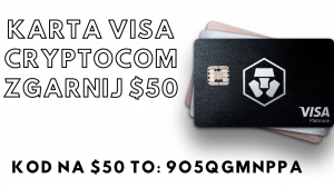 karta do płatności kryptowalutami
