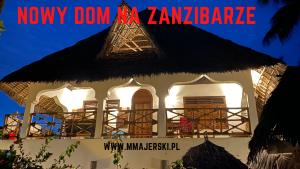 Nasz nowy dom na Zanzibarze
