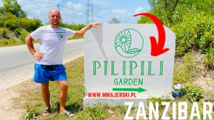 PILIPILI GARDEN Hotele ZANZIBAR Wakacje 2021